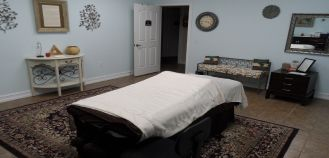 Willows Day Spa Massage Room
